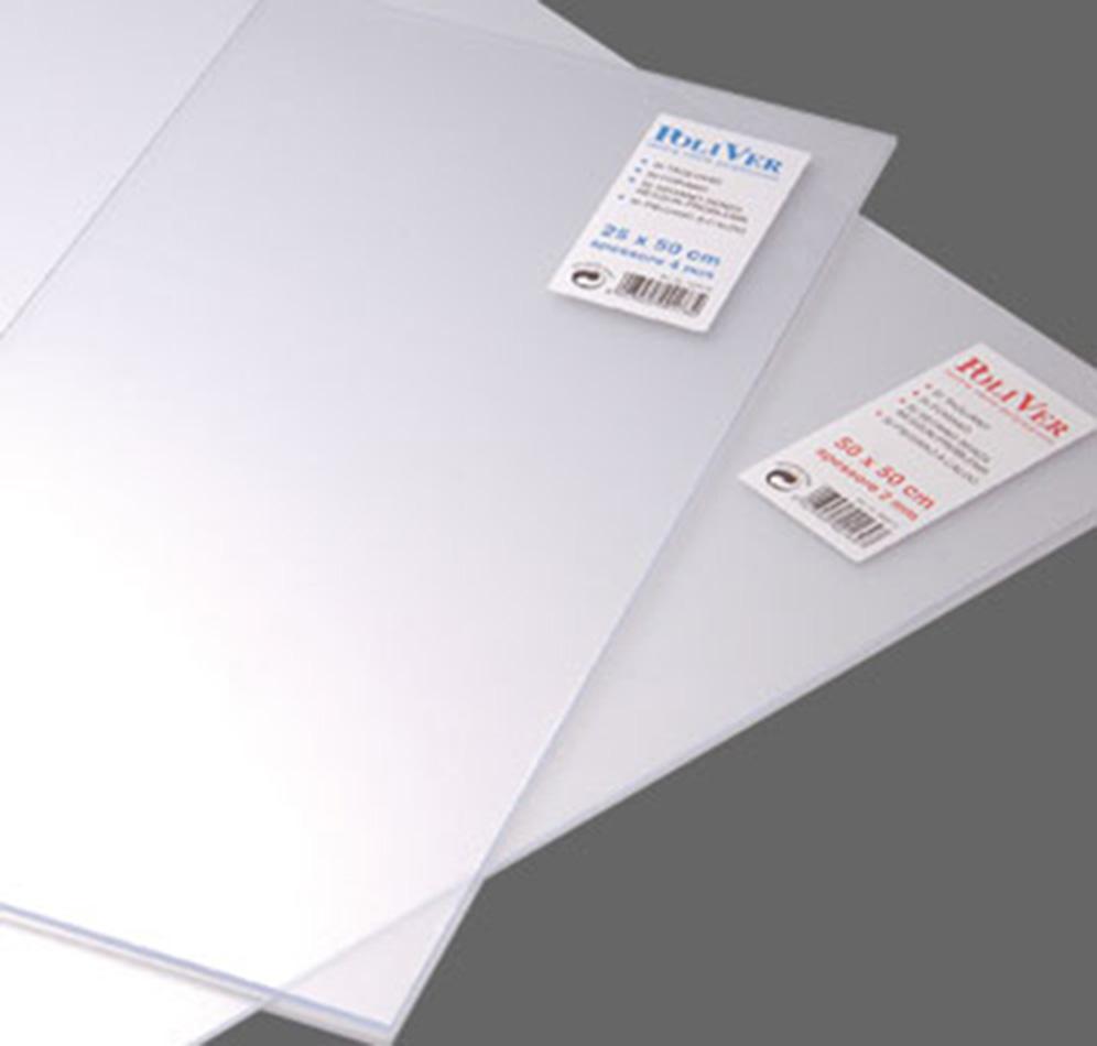 15739 vetro sintetico trasp poliver 100x100x2 5 pz5 ebay for Lastre vetro sintetico