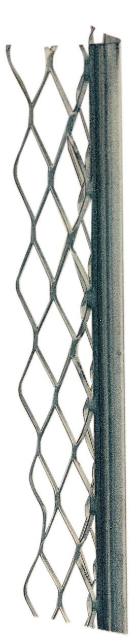 50 PZ Di *PARASPIGOLO S/INTONACO GRIGL.MAGLIA 4 H.170
