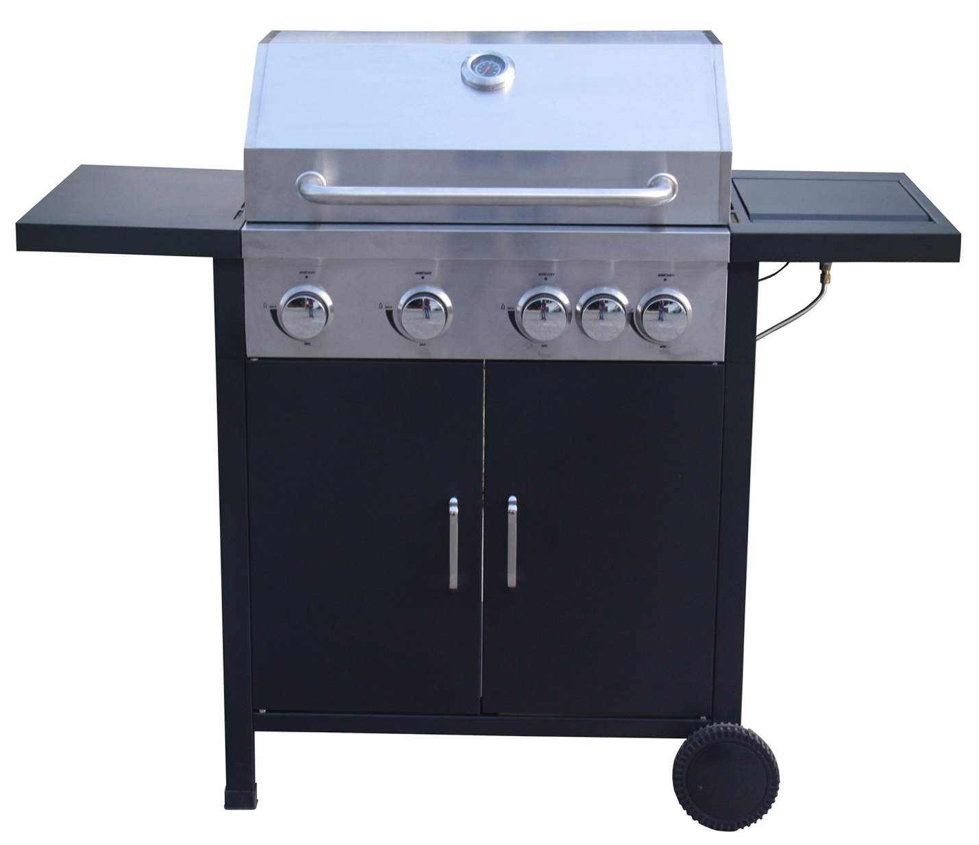 1 PZ Di *BARBECUE C/FORNELLO MOD.PM2-H304-S(KC34B+SB)