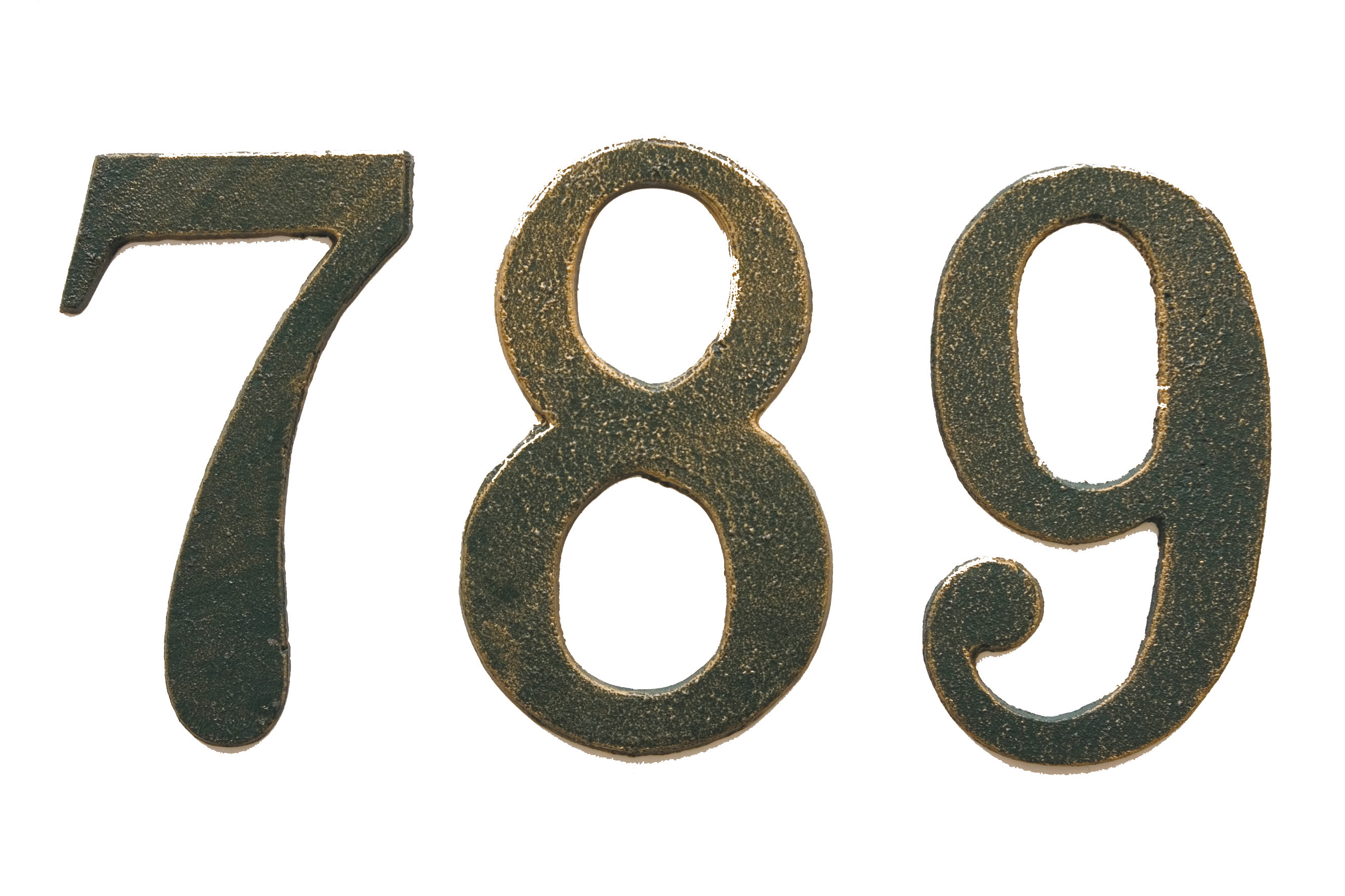 6-BL-Di-BL-NUMERO-CIVICO-GHISA-VERDE-ANT-N-1-CM-13